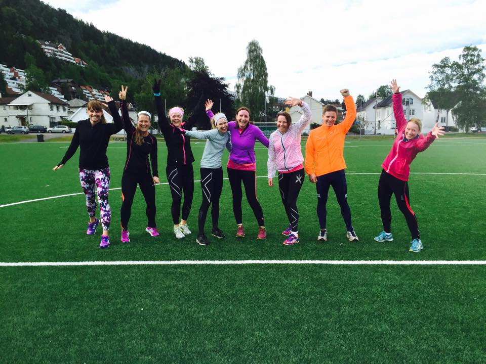 Tren For Livet , bootcamp , utetrening